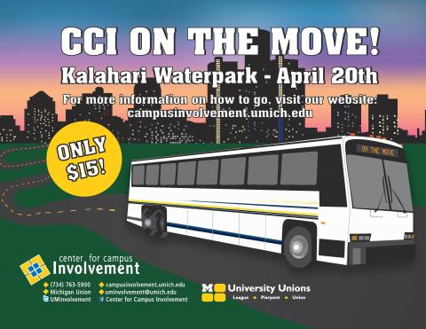 CCI On the Move flyer