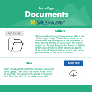 Maize Pages Documents