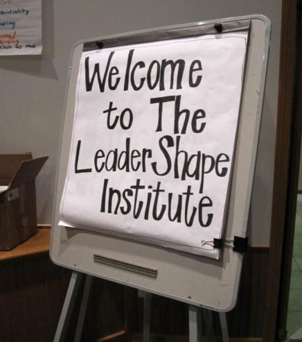 Welcome to the Leader Shape Institute