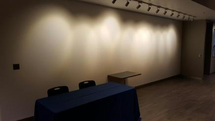 Pierpont Commons Gallery Wall