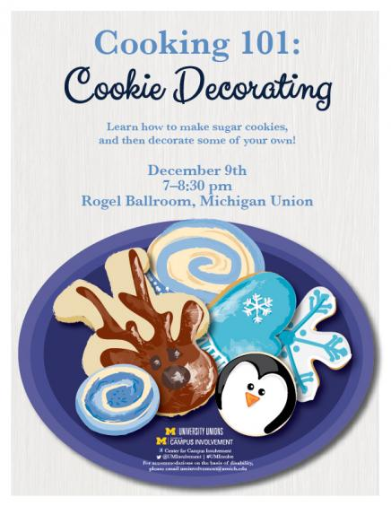 Cooking 101: Cookie Decorating