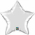 Picture of Silver Mylar Star