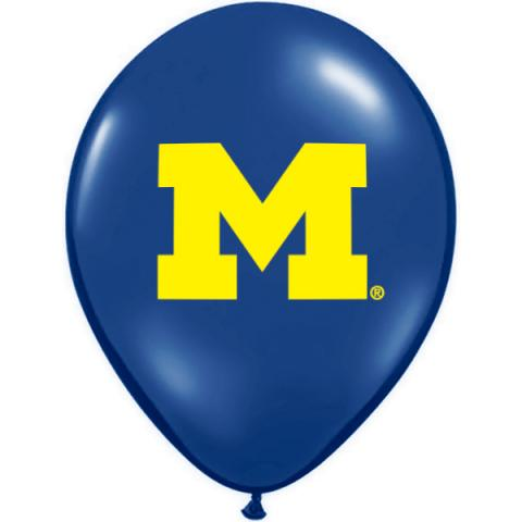 Block M balloon